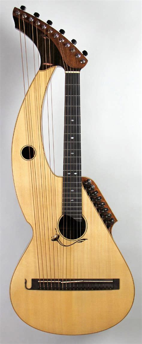 2006 John Sullivan 20-string Concert Harp Guitar for sale ...