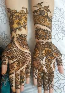 2017 Full Hand Mehndi Designs