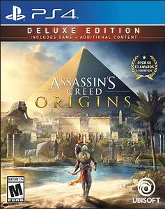 Assassin's Creed Origins Deluxe Edition Release Date (Xbox ...