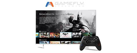 gamefly  console quality gaming service ready