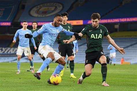 Manchester City 3 - 0 Tottenham Hotspur: Confident ...