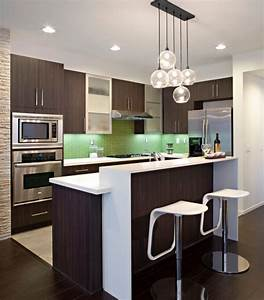 open kitchen design small space kitchen and decor With open kitchen interior design ideas