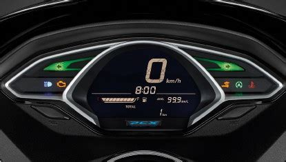 Pcx 2018 Club by 2018 Honda Pcx150 Thailand Speedometer Bmspeed7