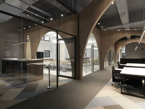 M Office by Gallery Of H M Logistic Office Jc Architecture 19