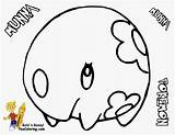 Pokemon Coloring Munna Victini Yescoloring Pages Sharp Swoobat Musharna Boys sketch template