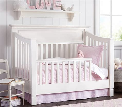pottery barn crib larkin 4 in 1 convertible crib pottery barn