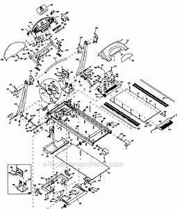 Horizon Fitness Advance200 Parts List And Diagram