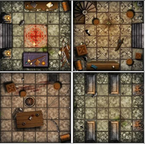 Dungeons And Dragons Tile Sets Pdf by Dungeon Tiles Endless Dungeons 2d Dungeon Tiles