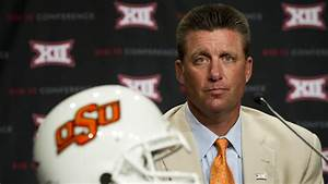 A Man at 47: Is Mike Gundy — the Most Successful Head ...