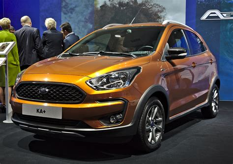 2018 Ford Freestyle Compact Suv Review