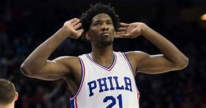 Report: Joel Embiid's Availability Not Affected By ...