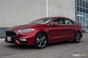 2017 Ford Fusion Sport Review | DoubleClutch.ca