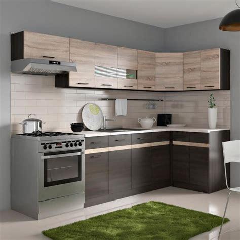 cdiscount cuisine compl鑼e meuble cuisine wenge maison design wiblia com