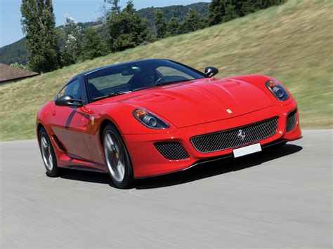 The ferrari 599 gto is one of the last examples that can disregard all the modern nannies. RM Sotheby's - 2012 Ferrari 599 GTO | Ferrari - Leggenda e ...