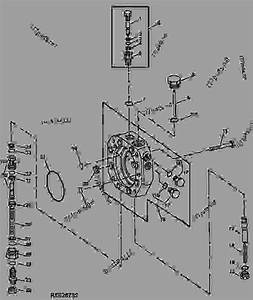 Hydraulic Pump Stroke Control Valve  65 Cm3  4 In 3