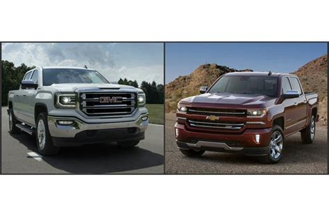 Dodge Verses Ford Trucks   Autos Post
