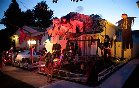 The Best Decorated House For - nyc trick or treat the best neighborhoods for and