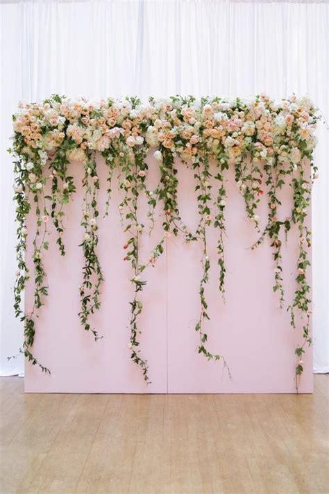 25 best ideas about wedding backdrops on diy