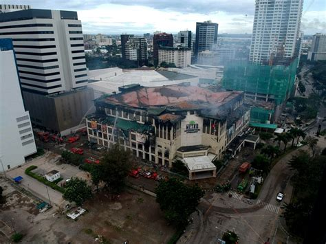 A year after the fire: Lessons learned as Metro Ayala ...