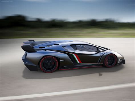 Lamborghini Veneno 2018 Exotic Car Wallpapers 08 Of 20