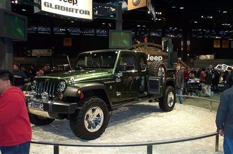 jeep gladiator concept wikipedia