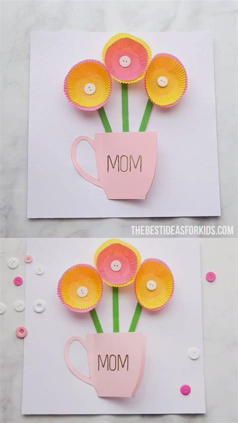 fun crafts  images easy mothers day crafts