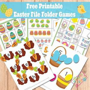 easter worksheets lower case letters and activity games With free file folder game templates