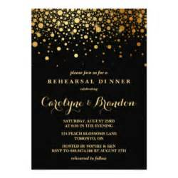 Great Gatsby Baby Shower by Black And Gold Invitations Amp Announcements Zazzle