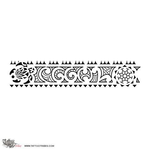 14+ [ Polynesian Wristband Tattoo Designs ]  29 Solid