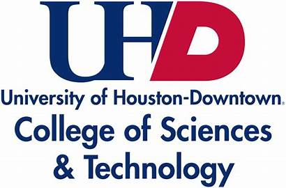 University Houston College Technology Sciences Svg Downtown