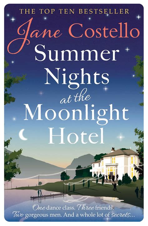 Summer Nights At The Moonlight Hotel  Book By Jane
