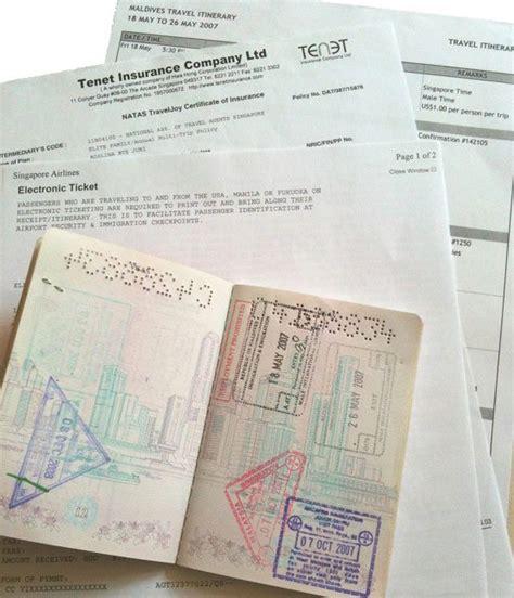 travel documents     copies  lost  stolen