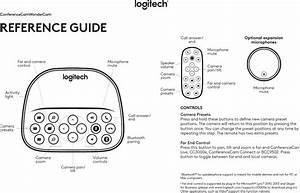 Logitech Far East Vu0036 Wireless Speaker User Manual