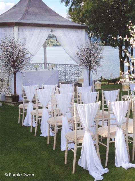 wedding chair hire in cumbria and lancashire