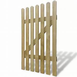 Portillon Bois Jardin : la boutique en ligne portillon de jardin en bois 100 x 150 cm ~ Preciouscoupons.com Idées de Décoration