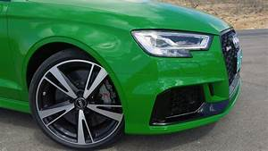 2018 Audi Rs 3 Review