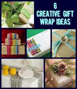 Gift Wrapping Ideas 6 Creative Ways to Wrap Presents
