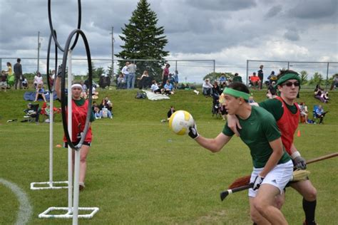 midwests top college quidditch teams  visit kalamazoo