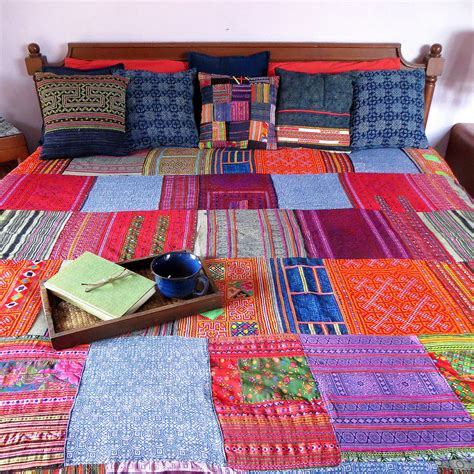 living ribbon patchwork embroidered duvet cover setkingsize bedroom awesome bohemian duvet covers for bedroom ideas agisee org