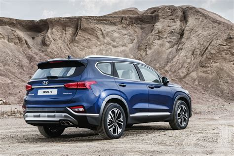 2019 Hyundai Santa Fe Drops The Sport, Adds A Diesel