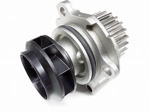 2000 Volkswagen Jetta Gls 2 0l A  T Engine Water Pump