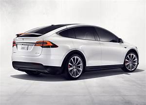 Modele X Tesla : tesla model x suv 2016 photos parkers ~ Medecine-chirurgie-esthetiques.com Avis de Voitures