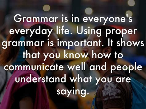 Is Grammar Important by Top Reasons Grammar Is Important By Babygurl 1888