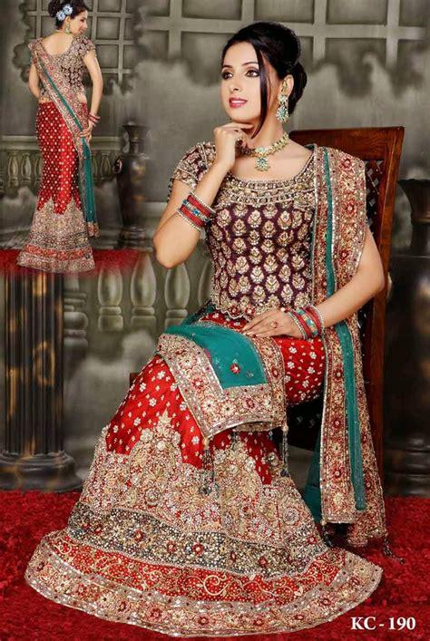 Indian Style Wedding Dresses Photos Concepts Ideas
