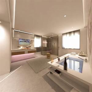 Exklusive Waschtische Bad : kleine exklusive b der mit dem designer torsten m ller ~ Markanthonyermac.com Haus und Dekorationen
