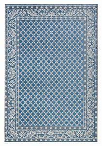 Bougari Outdoor Teppich : in und outdoor teppich bougari royal blau 102476 ~ Watch28wear.com Haus und Dekorationen