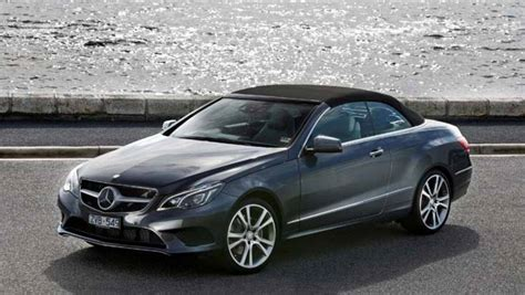 2014 Mercedes-benz E400 Cabriolet Review