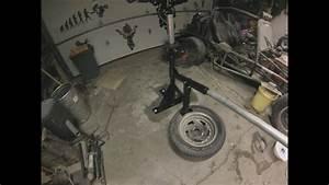 Homemade Manual Tire Changer Plans
