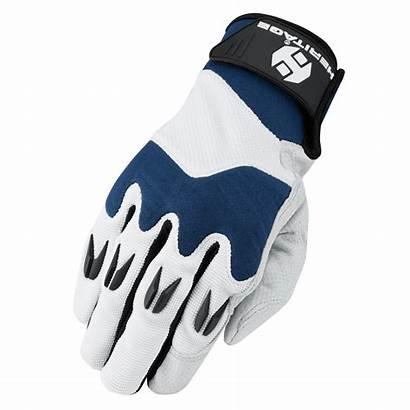 Gloves Glove Polo Performance Navy Heritage Pro