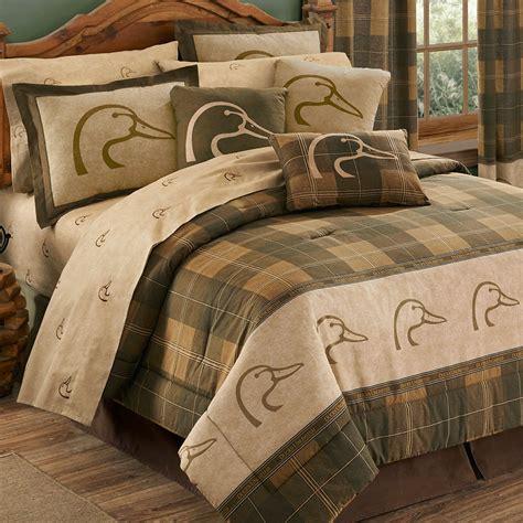 plaid comforter bedroom ducks unlimited plaid comforter bedding with plaid bedding and brown mattress also